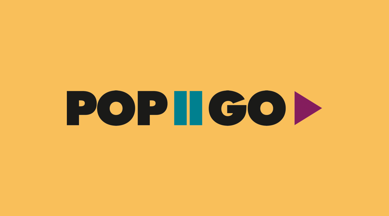 Logo von Pop To Go
